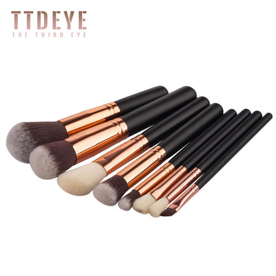 TTDeye Vinyl Record 8 Piece Brush Set
