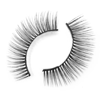 TTDeye Glancing Back Natural Flare Eyelashes