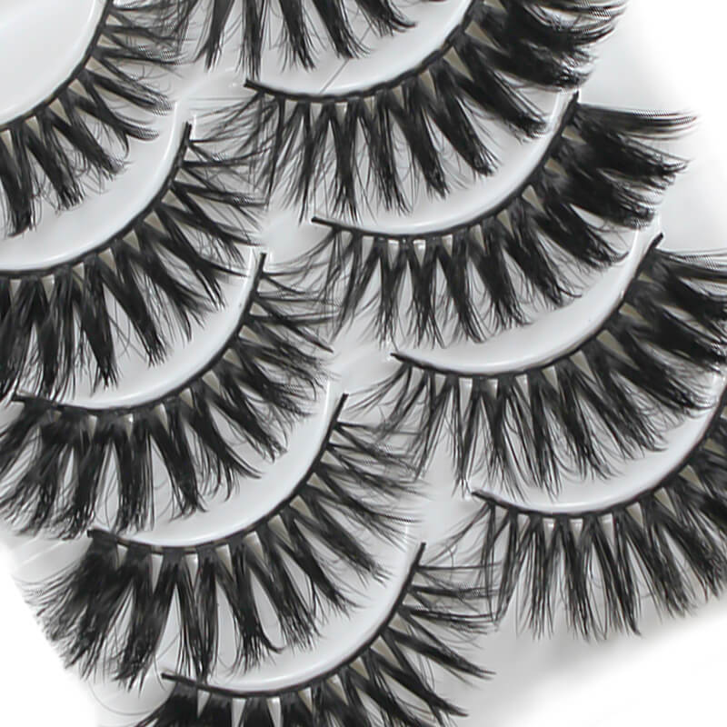 TTDeye Do Not Disturb 5 Piece Dramatic Eyelashes