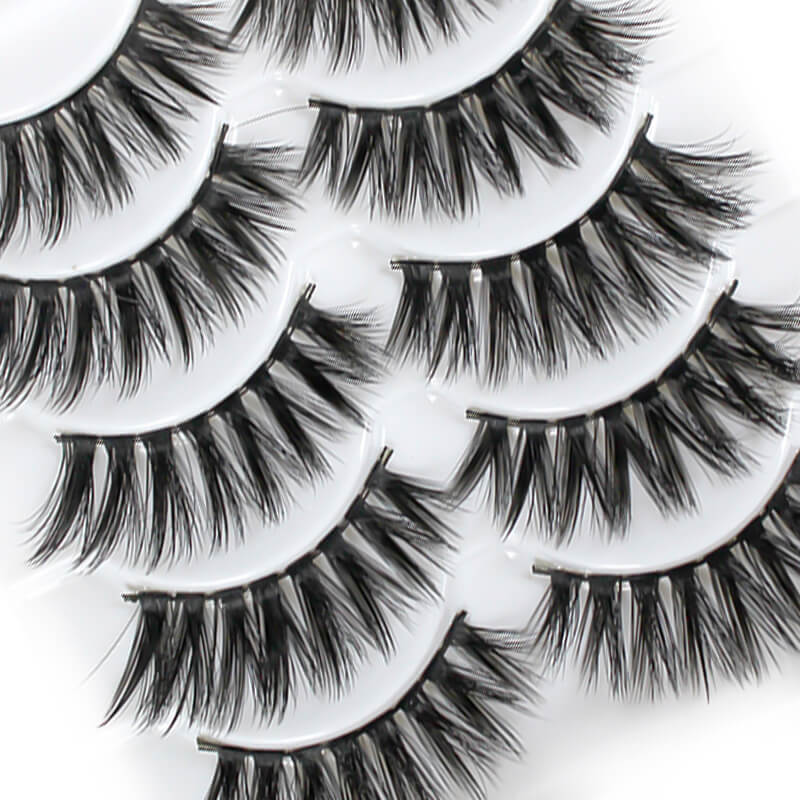 TTDeye Princess in Castle 5 Piece Dramatic Eyelashes