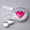 TTDeye Diamond Heart Lens Case