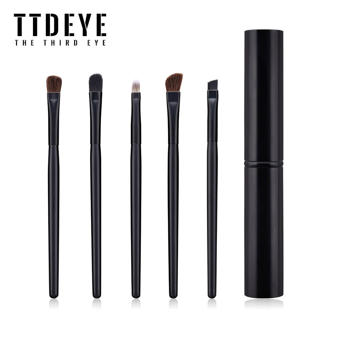 TTDeye Tobacco Pipe 5 Piece Eye Brush Set
