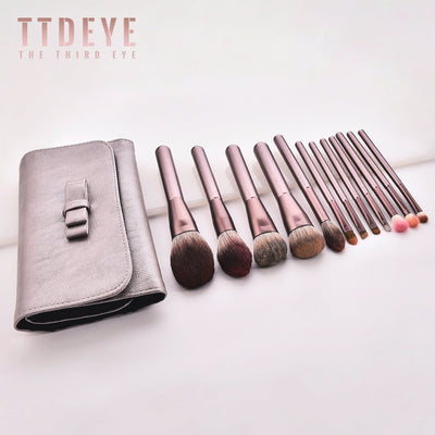 TTDeye Black Grape Brush Collection