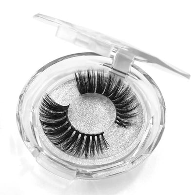 TTDeye Rich Girl Dramatic Round Eyelashes