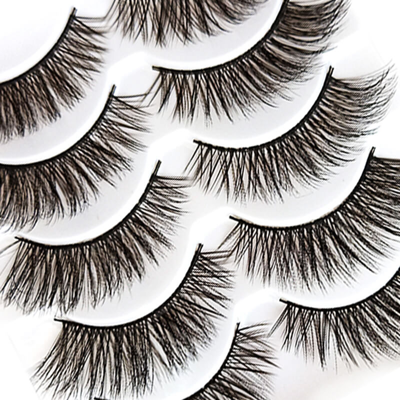 TTDeye Working Day 5 Piece Natural Eyelashes