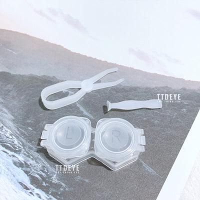 TTDeye Pink Princess Mini Lens Case