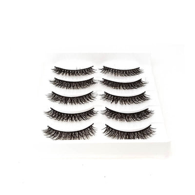 TTDeye Early Morning 5 Piece Natural Eyelashes