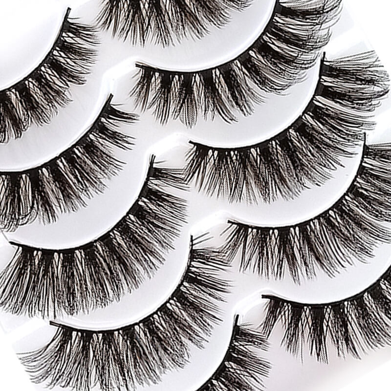 TTDeye Dream Maker 5 Piece Dramatic Eyelashes