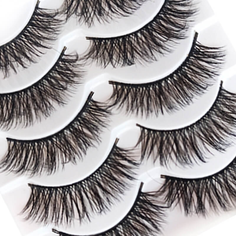 TTDeye Attitud 5 Piece Natural Eyelashes