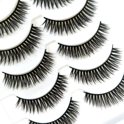 TTDeye Vacation Time 5 Piece Natural Eyelashes