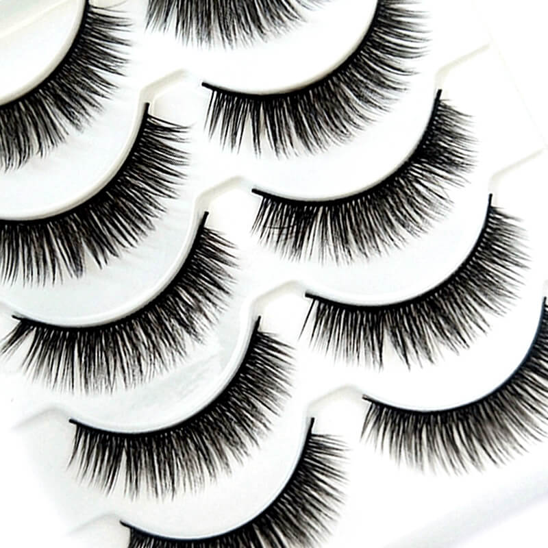 TTDeye Born to Love 5 Piece Natural Eyelashes
