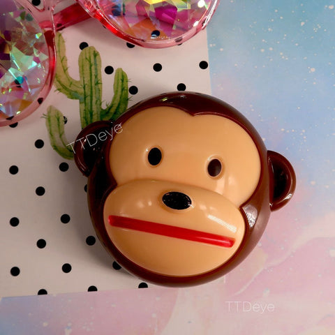 TTDeye Monkey Lens Case