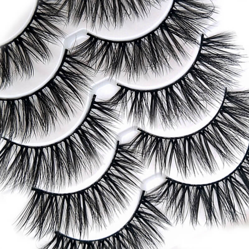 TTDeye Fashion Show 5 Piece Dramatic Eyelashes