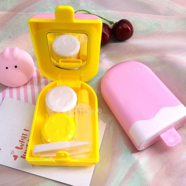 TTDeye Yummy Popsicles Lens Case