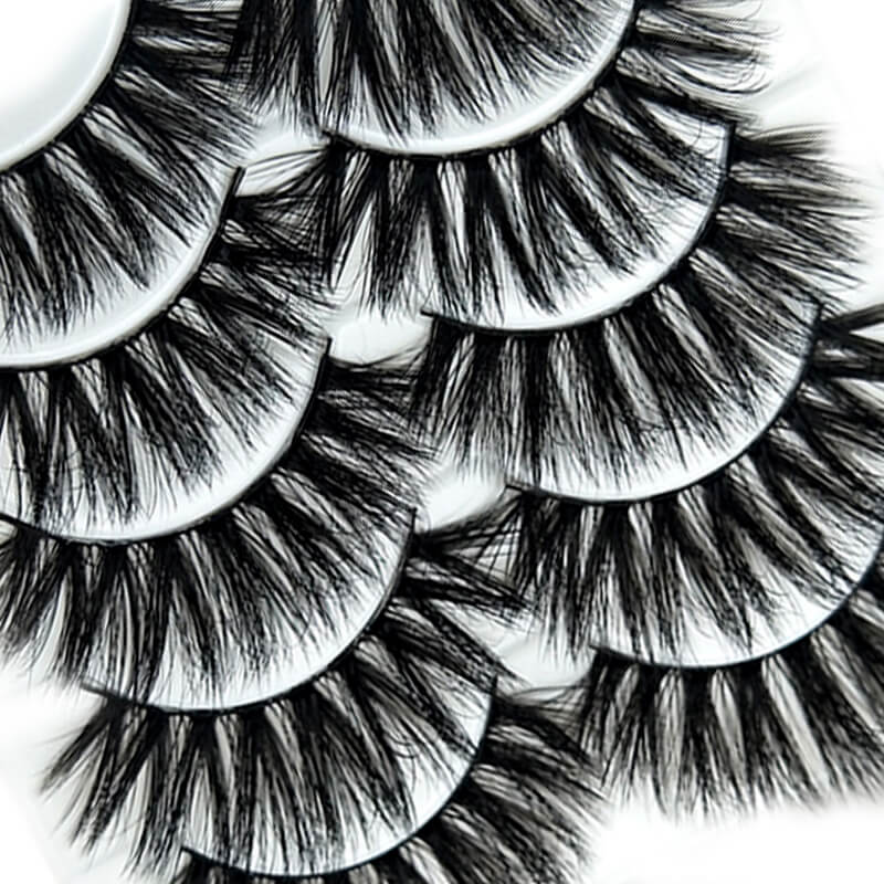 TTDeye Temper 5 Piece Dramatic Eyelashes