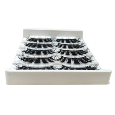 TTDeye Yandere 5 Piece Dramatic Eyelashes