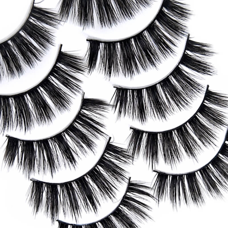 TTDeye Tropical 5 Piece Dramatic Eyelashes