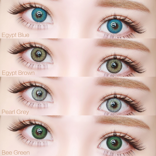 TTDeye Huda Series Contact Lens Kit