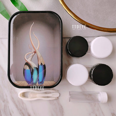 TTDeye Art Vase 2-in-1 Lens Case