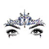 Noble Rhinestone Crystal Face Jewels