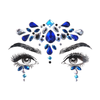 Sapphire Rhinestone Crystal Face Jewels