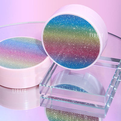 TTDeye Bling Rainbow Lens Case