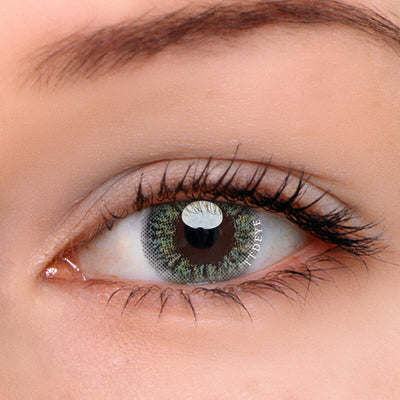 TTDeye Bobbi Green Colored Contact Lenses