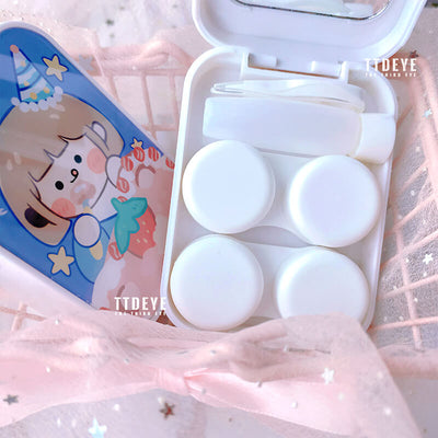TTDeye Cake Girl 2-in-1 Lens Case