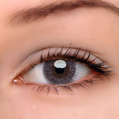 TTDeye Camomile Dark Grey Colored Contact Lenses
