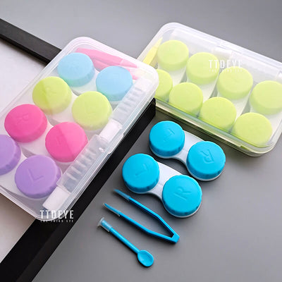 TTDeye Candy Color 4-in-1 Lens Case