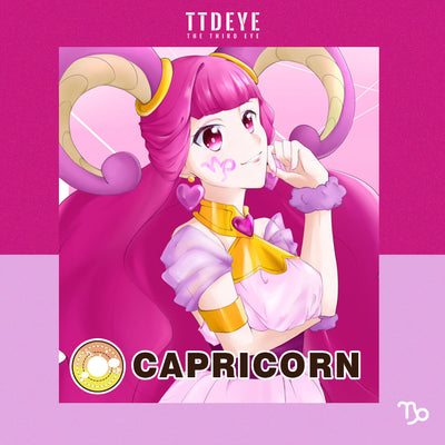 TTDeye Capricorn Colored Contact Lenses