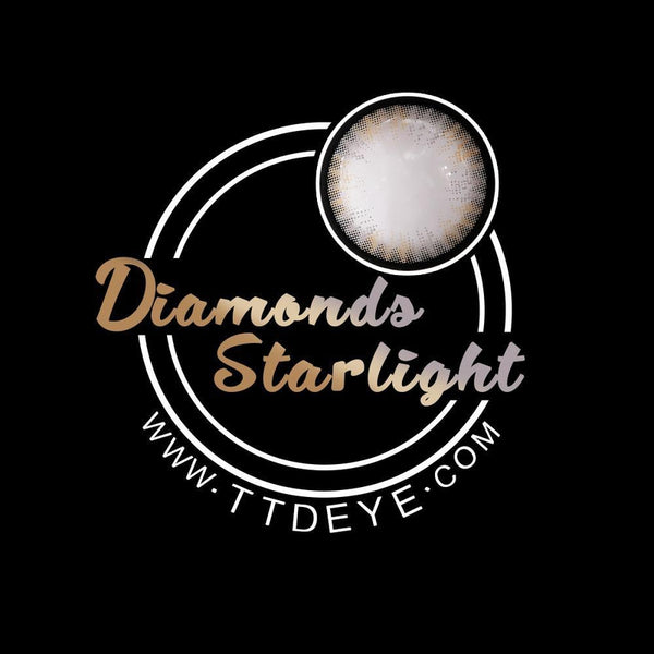TTDeye Diamonds Starlight Colored Contact Lenses