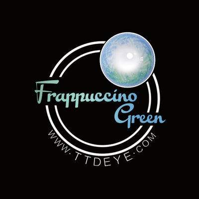 TTDeye Frappuccino Green Colored Contact Lenses