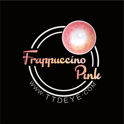 TTDeye Frappuccino Pink Colored Contact Lenses