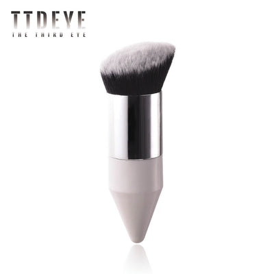 TTDeye Wizard Hat Angled Foundation Brush