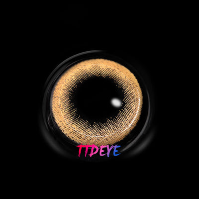 TTDeye Goddess Brown Colored Contact Lenses