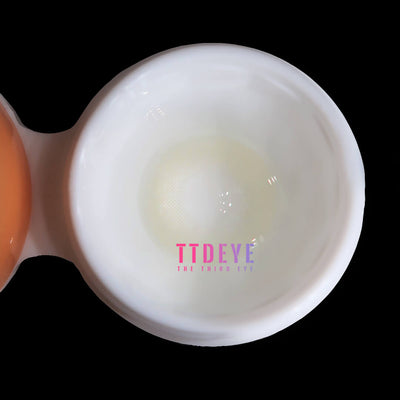 TTDeye HD Green Colored Contact Lenses