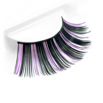 TTDeye Black Purple Betty Eyelashes