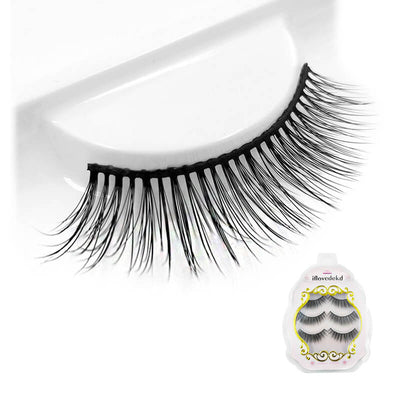 TTDeye Emotion 3 Piece Natural Eyelashes