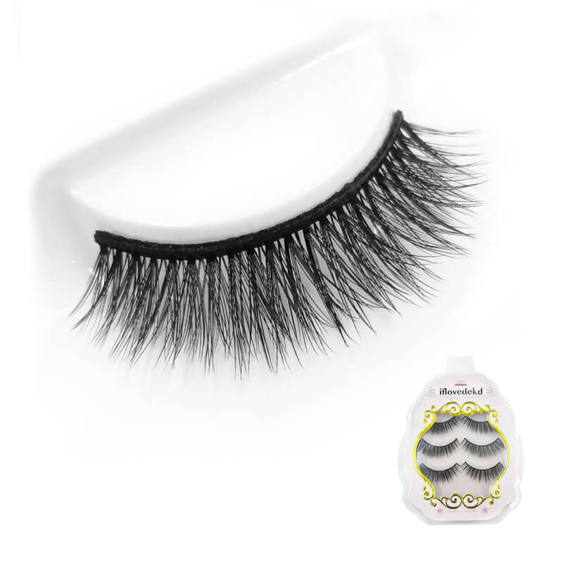 TTDeye Wonderful U 3 Piece Natural Eyelashes