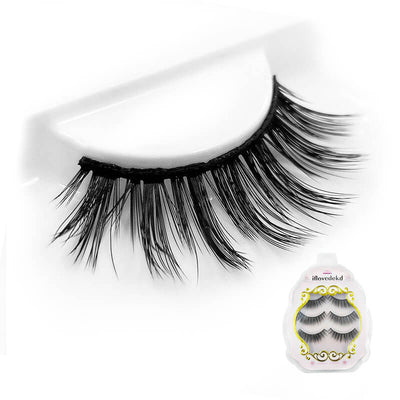 TTDeye City & Me 3 Piece Dramatic Eyelashes
