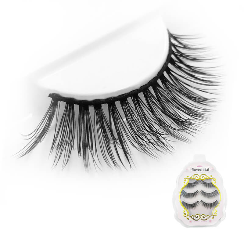 TTDeye Rum Raisin 3 Piece Natural Eyelashes