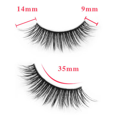 TTDeye Mojito 3 Piece Natural Eyelashes