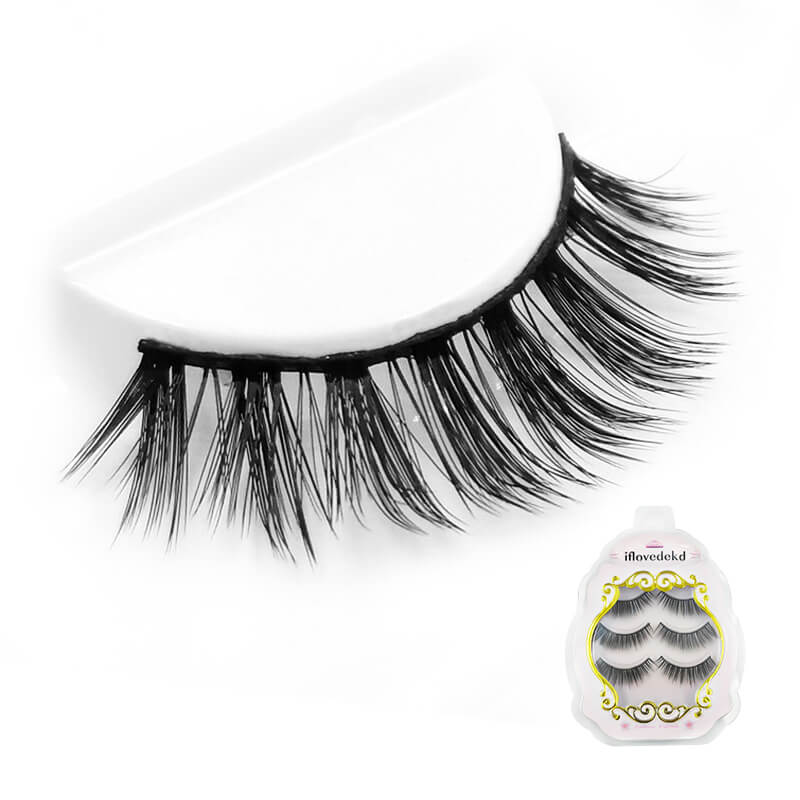 TTDeye Palm 3 Piece Dramatic Eyelashes