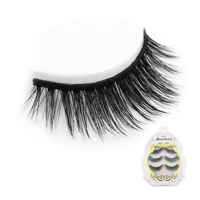TTDeye Sangria 3 Piece Dramatic Eyelashes