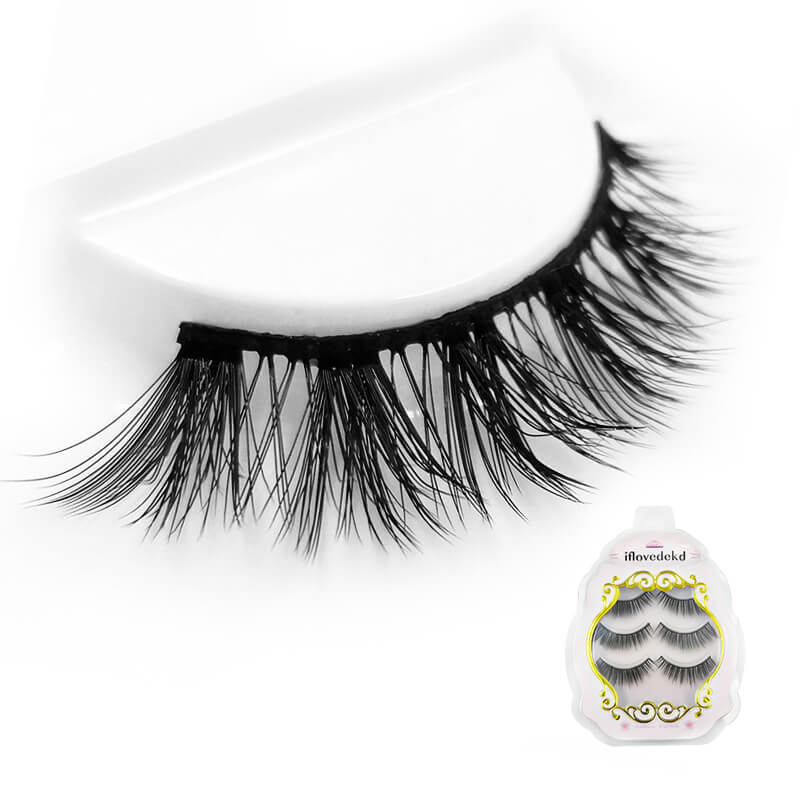 TTDeye Martini 3 Piece Dramatic Eyelashes