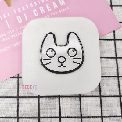 TTDeye Cat Stick Figure Lens Case