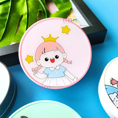 TTDeye Naughty Boy And Cute Girl Lens Case