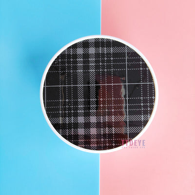 TTDeye Modern Plaid Lens Case
