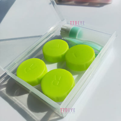TTDeye Rainbow Candy 2-in-1 Lens Case